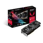 Asus ROG Strix Radeon RX VEGA 56 O8G Gaming - 8 Go