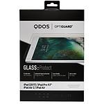 """Qdos Film en verre trempé - iPad 9,7"""""""