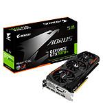 Gigabyte GeForce GTX 1070Ti AORUS - 8 Go