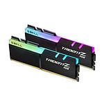 G.Skill Trident Z RGB - 2 x 16 Go (32 Go) - DDR4 4400 MHz - CL17