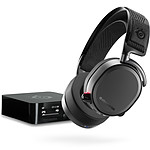 SteelSeries Arctis Pro Wireless - Noir