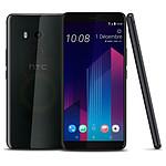 HTC U11+ (noir translucide)