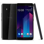 HTC U11+ (noir céramique)