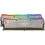 Ballistix Tactical Tracer RGB 32 Go (2 x 16 Go) DDR4 2666