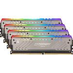 Ballistix Tactical Tracer RGB 32 Go (4 x 8 Go) DDR4 2666 MHz