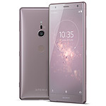 Sony Xperia XZ2 (rose lila) - Double SIM