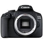 Canon EOS 2000D Boîtier Nu Noir