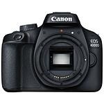 Canon EOS 4000D Noir (boitier nu)