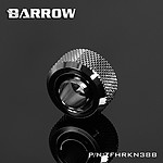 BARROW TFHRKN38B - Embout tuyau souple 10x13mm argent