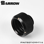 BARROW TBDT-C99 T16 - Embout pour tube rigide de 16mm