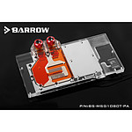 BARROW BS-MSG1080T-PA - Waterblock pour MSI