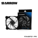 BARROW BF01-PR - VENTILATEUR 120MM HALO RGB PWM