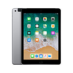 Apple iPad (2018) Wi-Fi + Cellular - 128 Go - Gris
