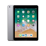 Apple iPad (2018) Wi-Fi - 128 Go - Gris Sidéral