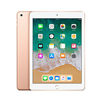 Apple iPad (2018) Wi-Fi - 128 Go - Gold