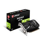 MSI GeForce GT 1030 Aero ITX OC - 2 Go DDR4