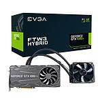 EVGA  GeForce GTX 1080 Ti FTW3 Hybrid Gaming ICX - 11Go