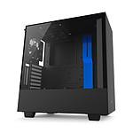 NZXT H500i - Noir/Bleu