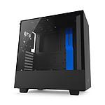 NZXT H500 - Noir/Bleu