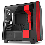 NZXT H400 - Noir/Rouge
