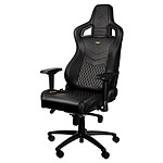 Noblechairs EPIC Cuir Nappa - Noir
