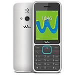 Wiko Riff 3 (blanc) - double SIM