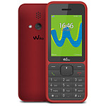 Wiko Riff 3 (rouge) - double SIM