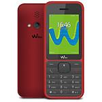 Wiko Riff 3 (rouge) - double SIM
