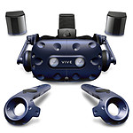HTC Kit VIVE Pro + Adaptateur sans-fil