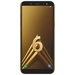 Samsung Galaxy A6 (or) - 3 Go - 32 Go