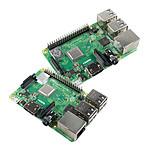 Raspberry Pi La barquette de 2 (Raspberry PI 3 B+)