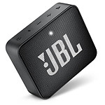 JBL GO 2 Noir - Enceinte portable