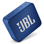 JBL GO 2 Bleu - Enceinte portable