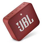 JBL GO 2 Rouge - Enceinte portable