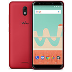 Wiko View Go (rouge cerise)