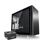 Fractal Design Define R6 Black TG + Seasonic FOCUS Plus 650 Gold