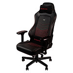 Noblechairs HERO Cuir - Rouge