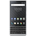 BlackBerry KEY² (argent) - AZERTY