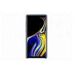 Samsung Coque silicone (bleu) - Samsung Galaxy Note9