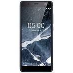 Nokia 5.1 (TA-1075) (bleu) - 2 Go - 16 Go