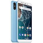 Xiaomi Mi A2 (bleu) - 128 Go - 6 Go