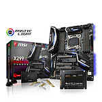 X299 GAMING PRO CARBON AC + SSD 860 EVO 250 GO