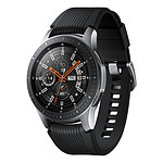 Samsung Galaxy Watch 46 mm (gris acier) - Bluetooth