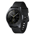 Samsung Galaxy Watch 42 mm (noir carbone) - Bluetooth
