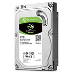 Seagate Pack BarraCuda 2 To + SSD Samsung 860 EVO 250 Go