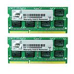 G.Skill SO DIMM DDR3L (2x4Go) 1600 MHz SQ CAS 9