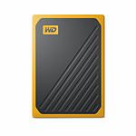 Western Digital WD My Passport Go 500 Go Black ambré