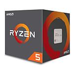 AMD Ryzen 5 1600 AF Wraith Stealth Edition 32 GHz