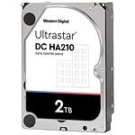 Western Digital WD Ultrastar DC HA210 2 To 128 Mo