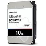 Western Digital WD Ultrastar DC HC510 10 To 256 Mo